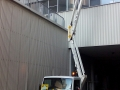 Podest ruchomy GSR E240PX (podnośnik koszowy – zwyżka) - mycie okien - Bieruń