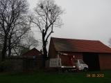 Podest ruchomy ABL 16/18 TK (podnośnik koszowy – zwyżka) wycinka drzew